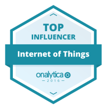 ONALYTICA top 100 IOT influencers 2016